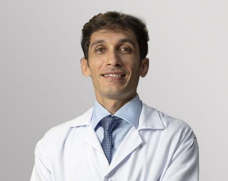 Dr. Hugo Jefter Ultralitho Centro Médico Equipe